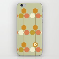 Hexagon iPhone & iPod Skin