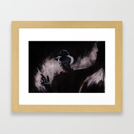 You Must Be Dreaming Framed Art Print
