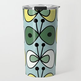 simply butterfly pattern Travel Mug