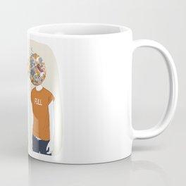 EMPTY-FULL Coffee Mug