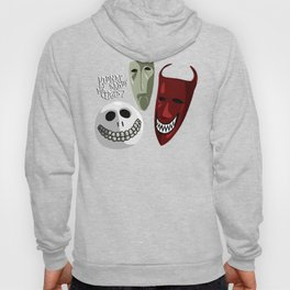 Kidnap Mr Sandy Claws? Hoody