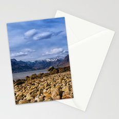 The Cuillin from Elgol, Isle of Skye Stationery Cards