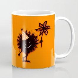 Evil Bug Halloween Party Coffee Mug