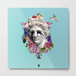 Apollo Wept Metal Print