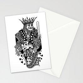 Dan , Popa De Pica Damele Stationery Cards