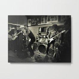 Paulie   Metal Print