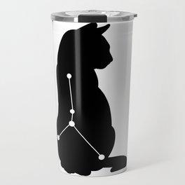 cancer cat Travel Mug