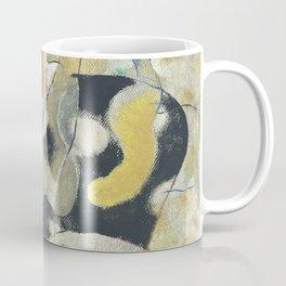 Willi Baumeister floating eidos Coffee Mug