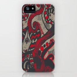 Doodle 4 iPhone Case