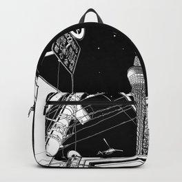 Night in Tokyo 2020 Backpack