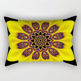 mandala design -3- Rectangular Pillow
