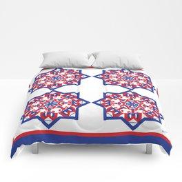 American Star Tiled Comforters
