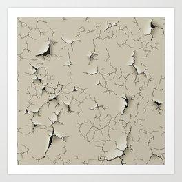 Grunge Seamless Texture Art Print
