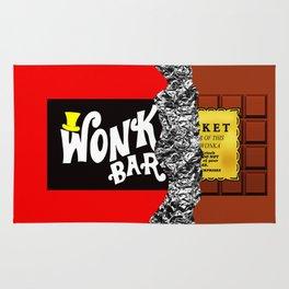 Willy Wonka Bar Rug
