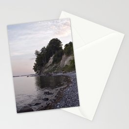 Jasmund Bay - Stone Island - Ruegen Stationery Cards