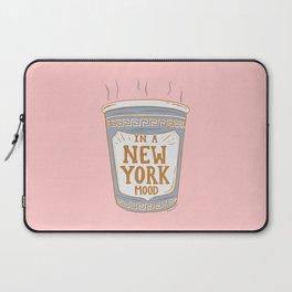 NEW YORK MOOD Laptop Sleeve