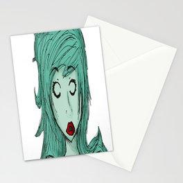 Zomble. Stationery Cards