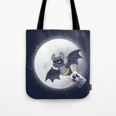 Bat Bat Tote Bag