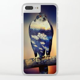Winter's Coming by GEN Z Clear iPhone Case