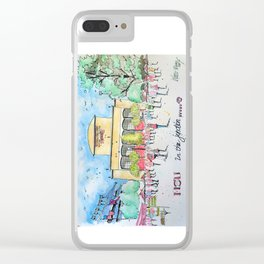 In the Junction Clear iPhone Case