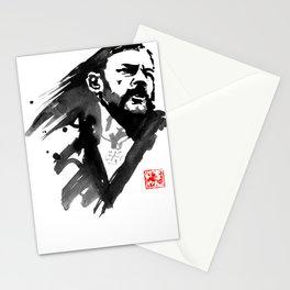 lemmy kilmister Stationery Cards