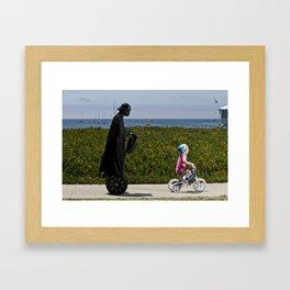 Dark Holiday #4 Framed Art Print