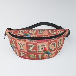 A Parrot in the Nursery Fanny Pack