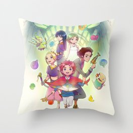 Ni No Kuni Throw Pillow