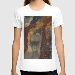 joelarmstrong_rust&gold_01 T-shirt