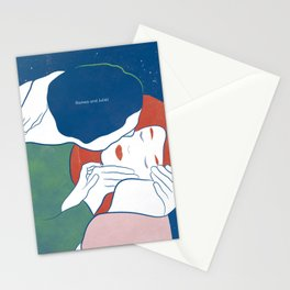 Romeo and Juliet, William Shakespeare Stationery Cards