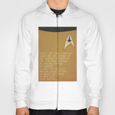 Space: The Final Frontier... Hoody