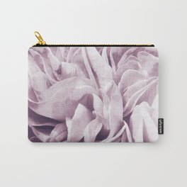 Light Purple Dream #1 #rose #floral #decor #art #society6 Carry-All Pouch