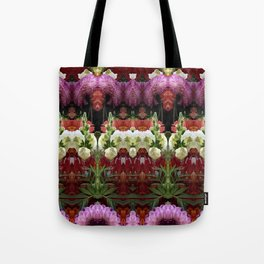 WENT TO A GARDEN PARTY Tote Bag