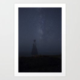 Infinite Wonder Art Print