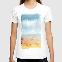 Left Coast Impression 4 T-shirt