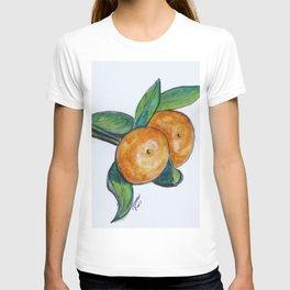 Two Oranges T-shirt
