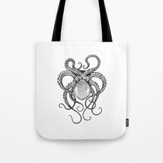 Common Octopus | Senjiro Nakata Tote Bag