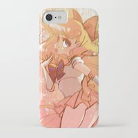 sailor venus iPhone & iPod Cases featuring Sailor Venus by Peach Mork