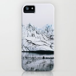 The Glacier Playground iPhone Case