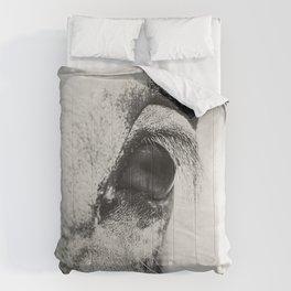 HorSe (V2 grey) Comforters