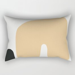 Shape Study #3 - Home Rectangular Pillow