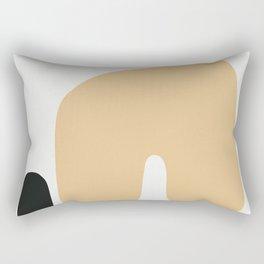 Abstract Shape Series - Home Rectangular Pillow