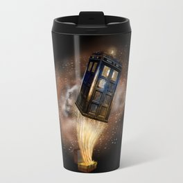 Fantastic tardis doctor who mashup with fantastic Bag  iPhone, ipod, ipad, pillow case and tshirt Travel Mug