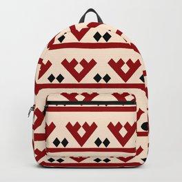 geometric flower 97 ceramic colors Backpack