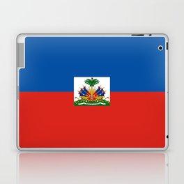 Haiti country flag Laptop & iPad Skin