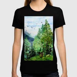 Mountain Forest T-shirt