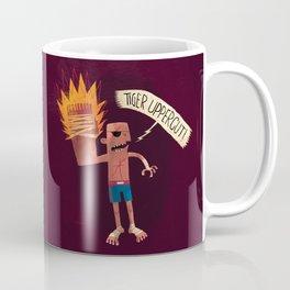 Tiger Uppercut Coffee Mug