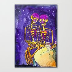 Date Night Canvas Print