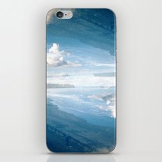 Castles in the Sky iPhone & iPod Skin