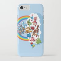 my little pony iPhone & iPod Cases featuring My Little Pony Keg by mike reisel